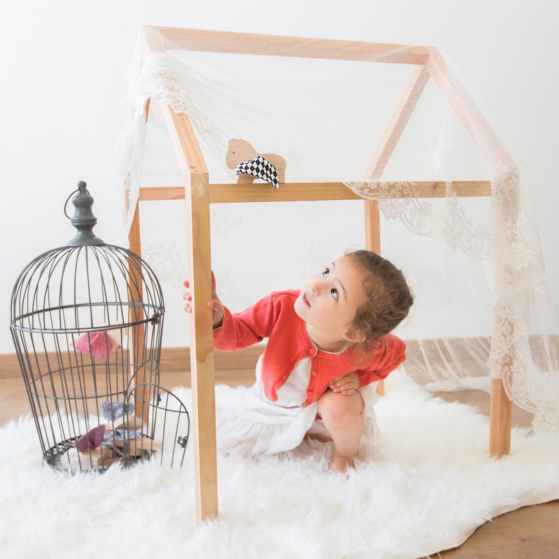 Pégase en bois pour enfant