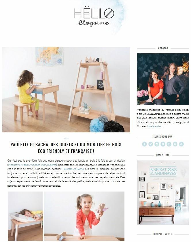 Helloblogzine mai 2016