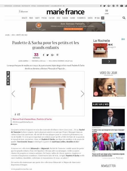 Bureau Marie-France