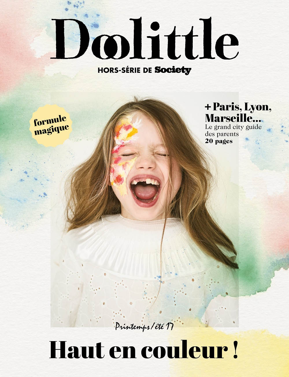 magazine doolittle couverture printemps ete 2017