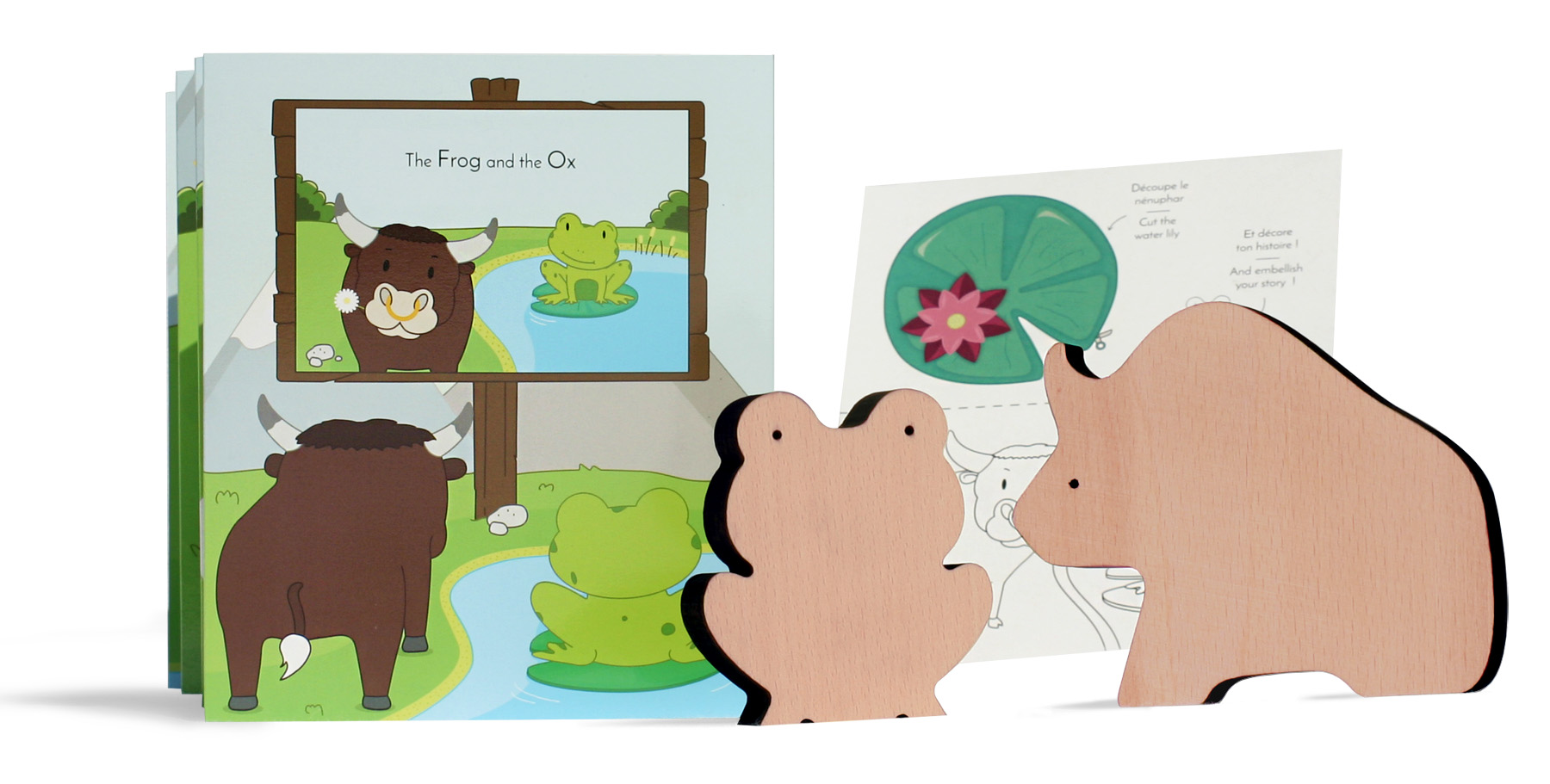 aesop The Frog and the Ox