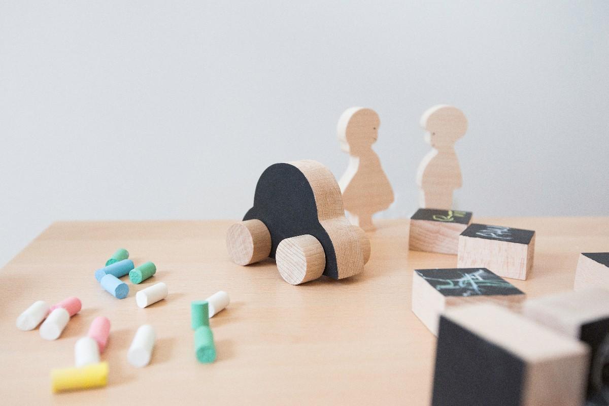Jouets design pour enfant et bébé
