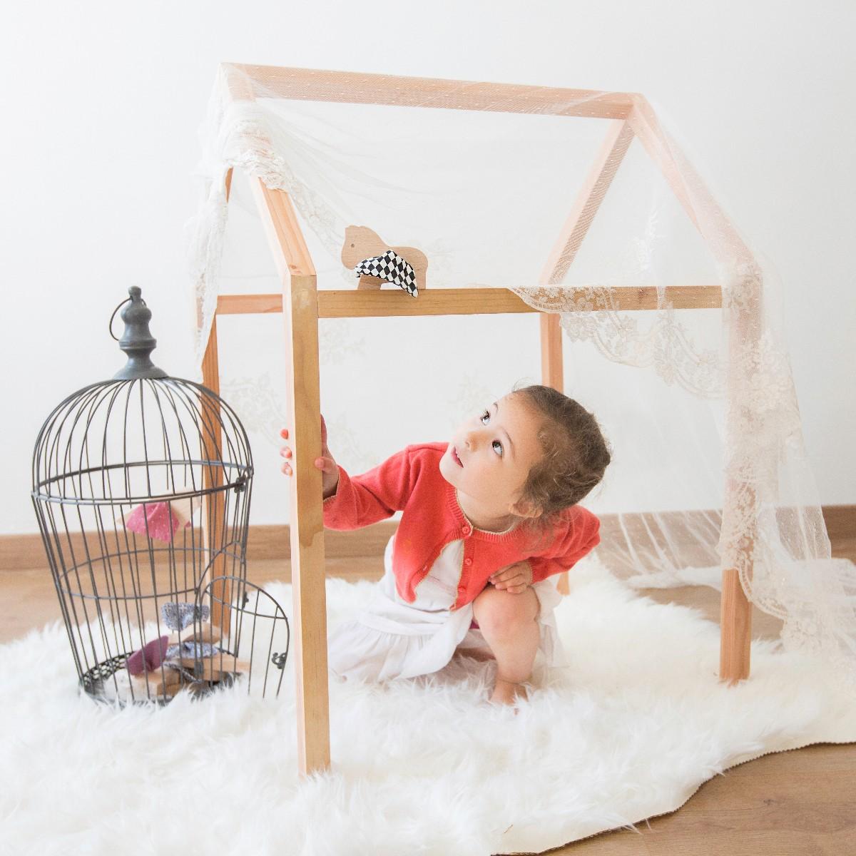 Jouet pégase chambre enfant