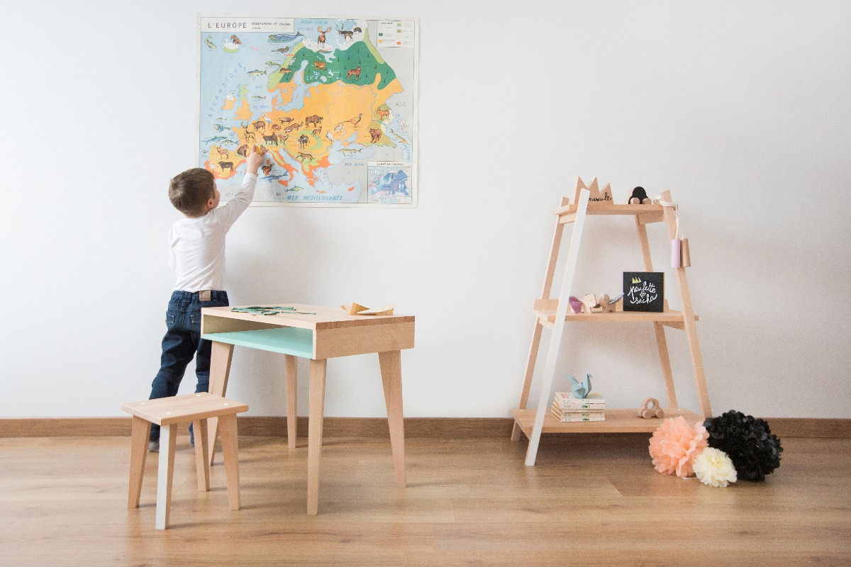 Chambre enfant jouets design