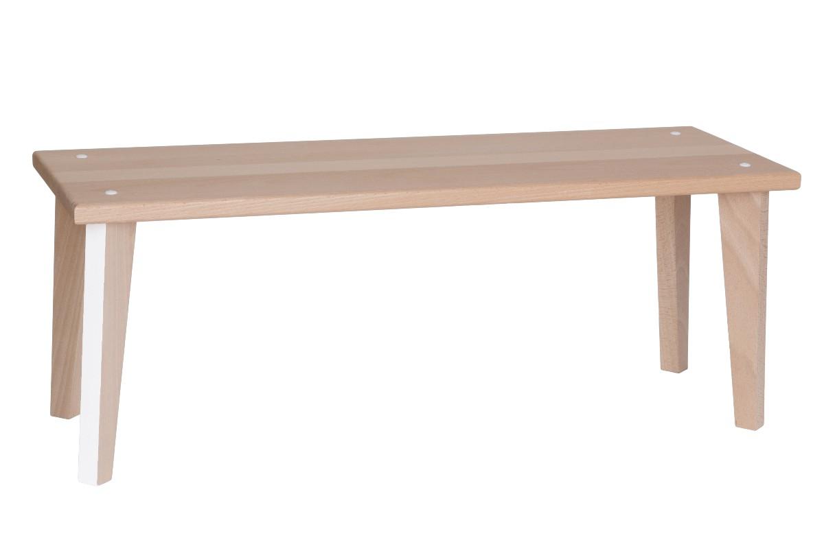 Mobilier enfant banc en bois