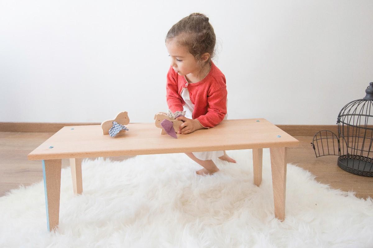 Course de chevaux jouets en bois