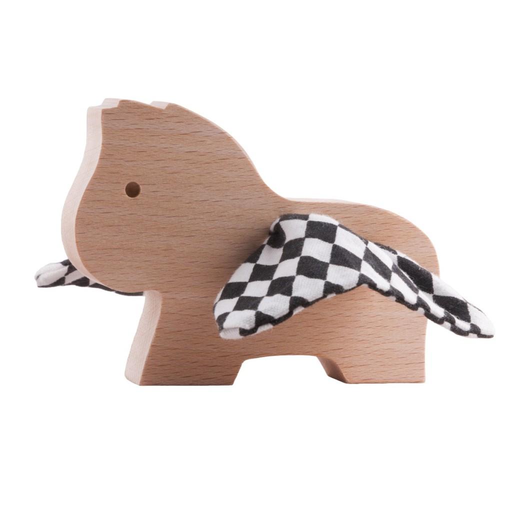 Pégase ailé jouet design