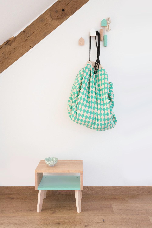 Mobilier intérieur en bois