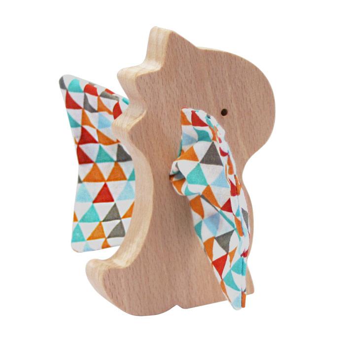 Figurine dragonneau paulette et sacha